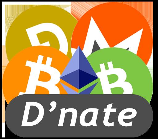 Crypto Donation